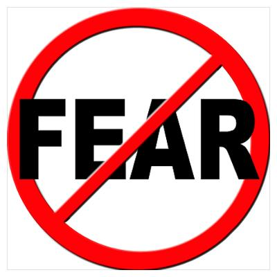 Image result for no fear